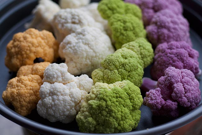 Learn About Cauliflower