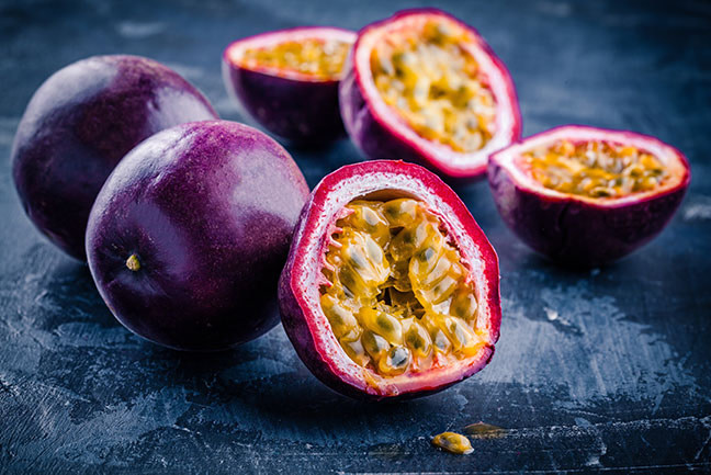 Learn About Passion Fruit