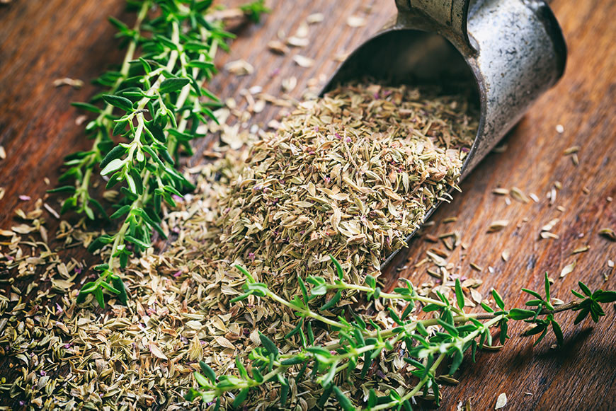 Learn About Fresh And Dry Herbs