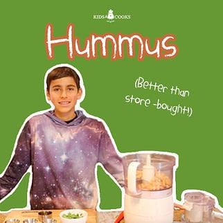 yummy hummus recipe