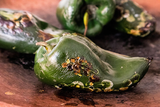 Learn About Poblano Chiles