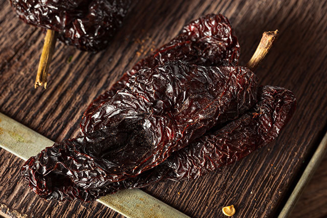Learn About Ancho Chiles