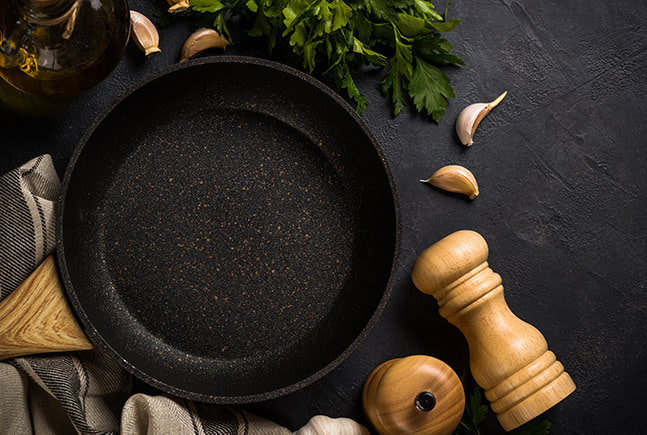 Learn About Nonstick Pans