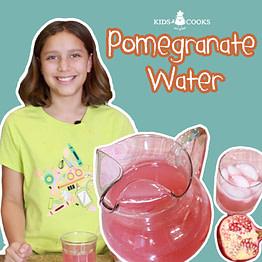 Pomegranate Water (agua de pomegranate) video