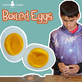 hard boiled eggs easy to peel image