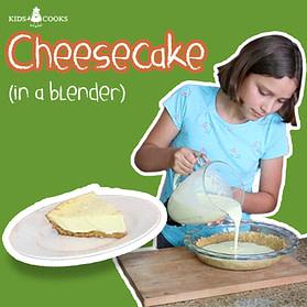 how to make cheesecake kid video