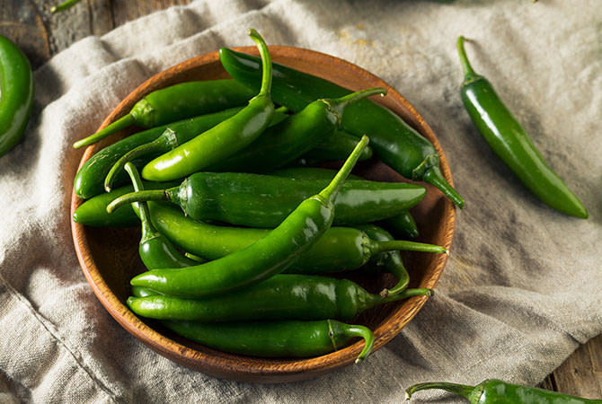 Learn About Serrano Chiles