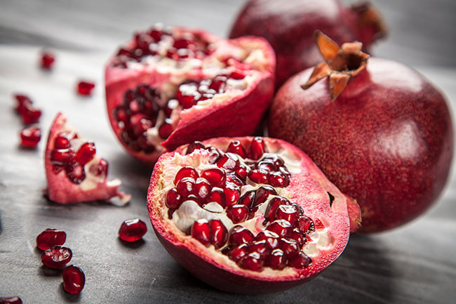 Learn About Pomegranate