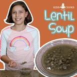lentils soup recipe