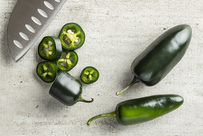 Learn About Jalapenos