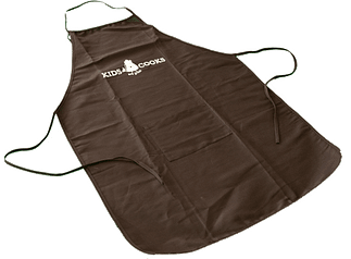 kids are great cooks branded apron