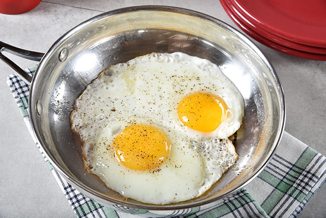 Learn About Stainless Steel Pans