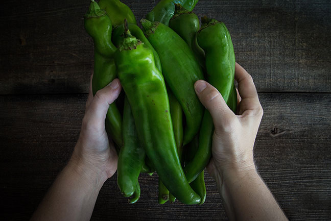Learn About Anaheim Chiles