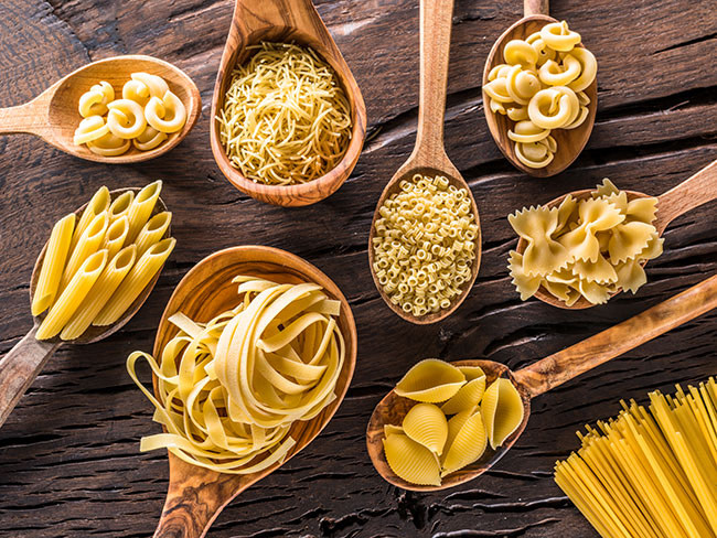 Learn About Different Pastas