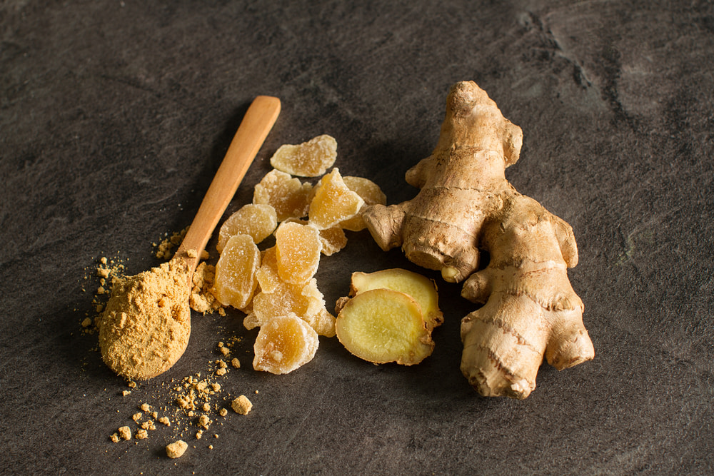 Learn About Ginger