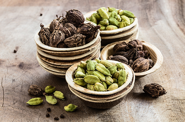 Learn About Cardamom