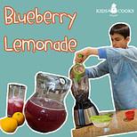 blueberry lemonade aguas frescas