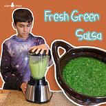 fresh green tomatillo kids video lesson