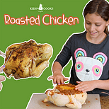 roasted chicken savory delicious