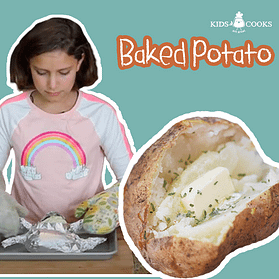 how to make yummy baked potato