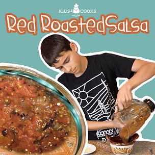 Mexican Roasted Tomato Salsa