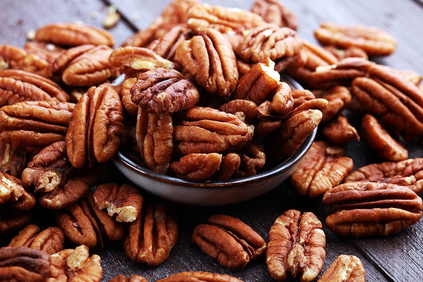 Learn About Pecans