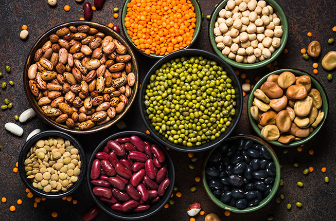 Learn About Legumes
