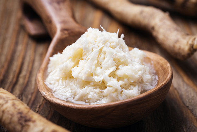 Learn About Horseradish