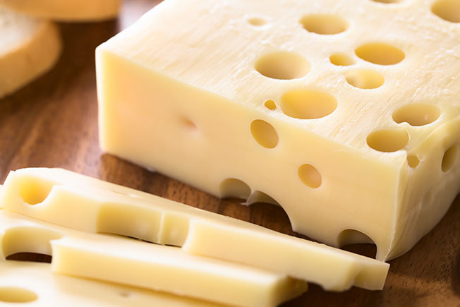 Learn About Swiss Cheese