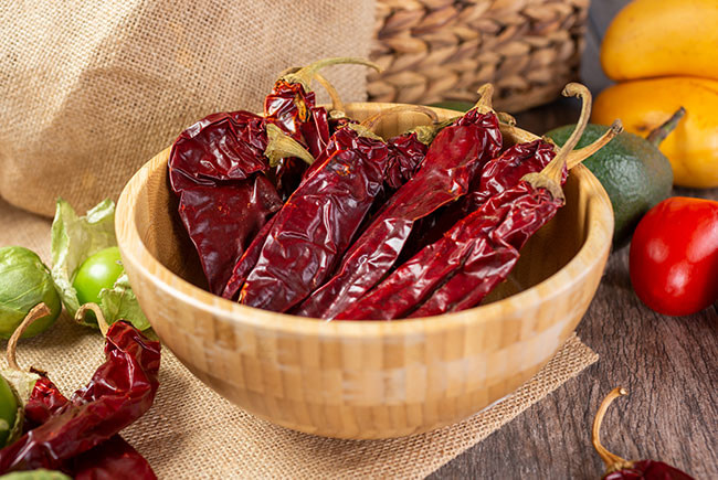 Learn About California Chiles