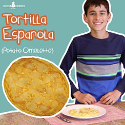 how to make tortilla espanola video cooking lesson recipe