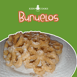 how to make mexican bunuelos video