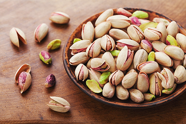 Learn About Pistachios